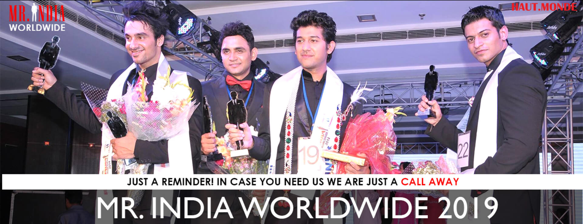 Mr India Worldwide registration