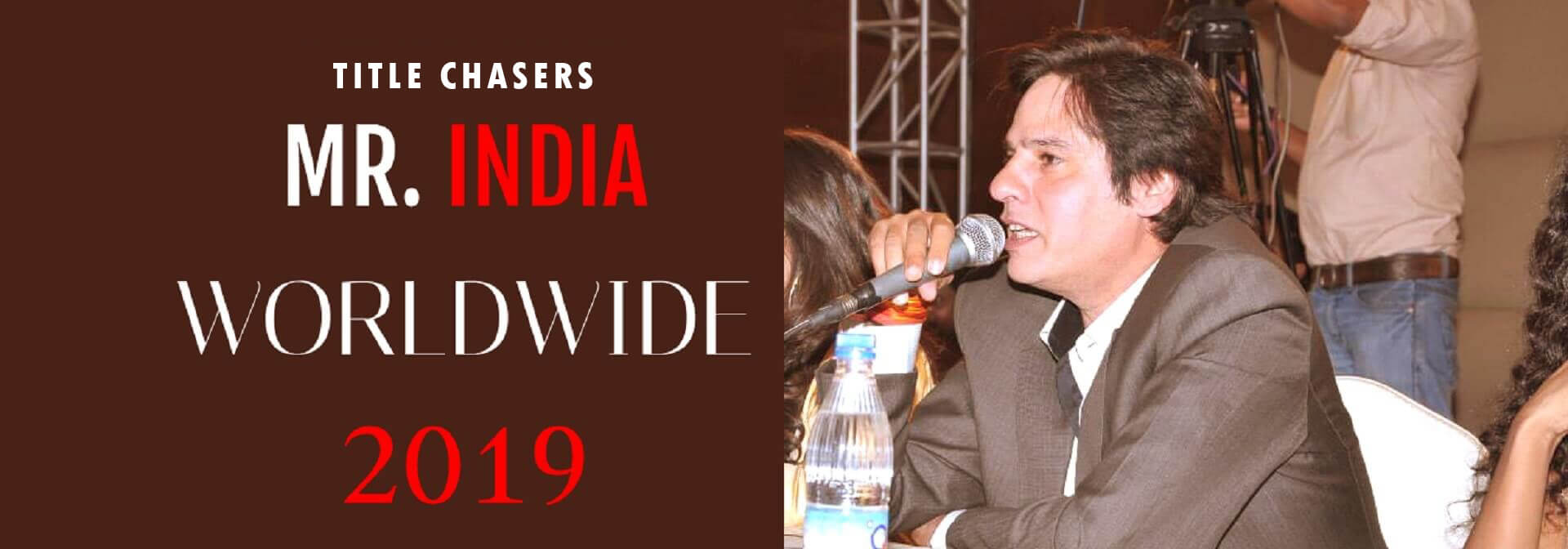 Mr India Worldwide about